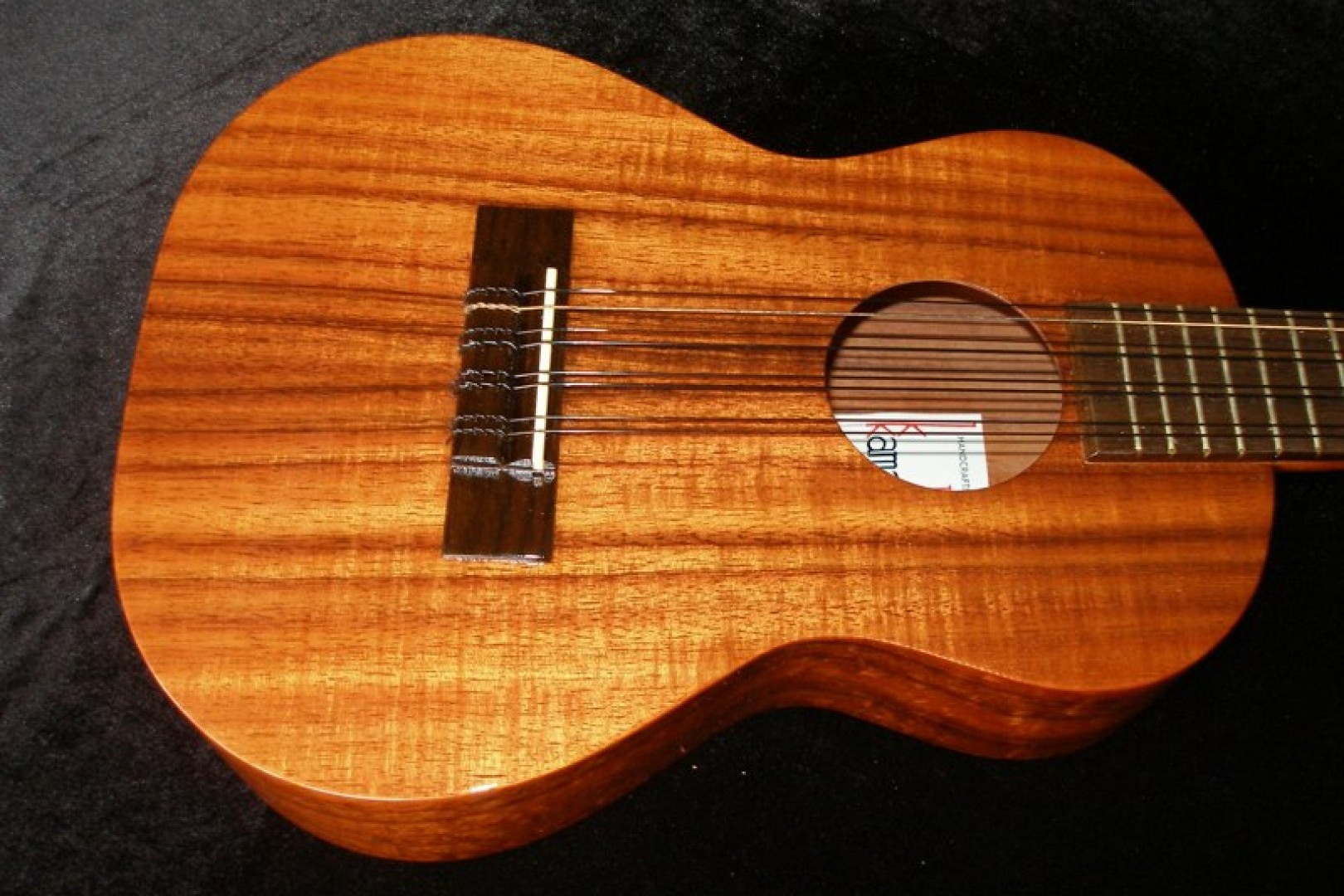 Ukulele Friend 1999 Kamaka 8 String Ukulele Ukulele Friend