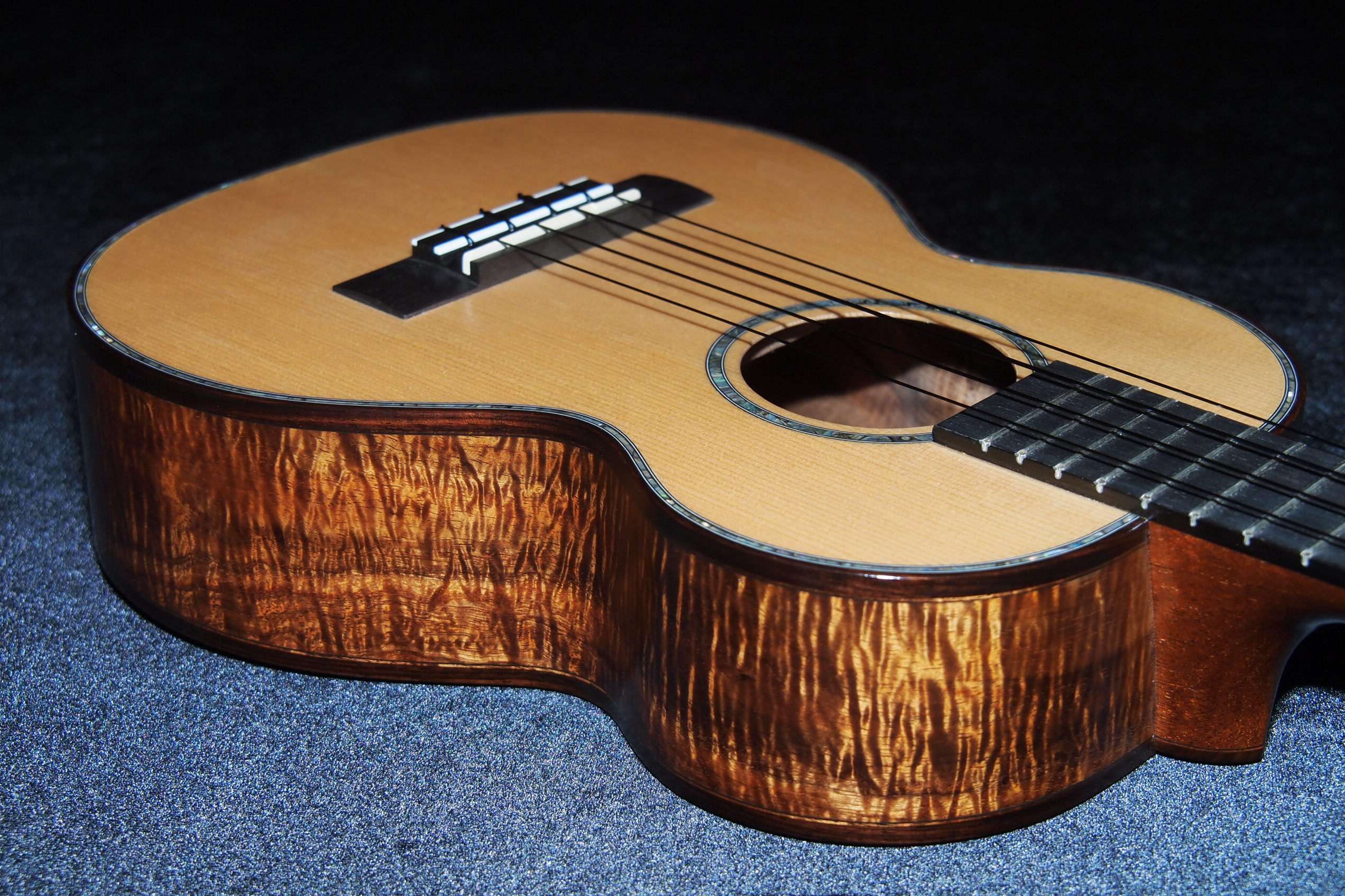 Ukulele Friend Custom Kamaka Tenor Ukulele Ukulele Friend